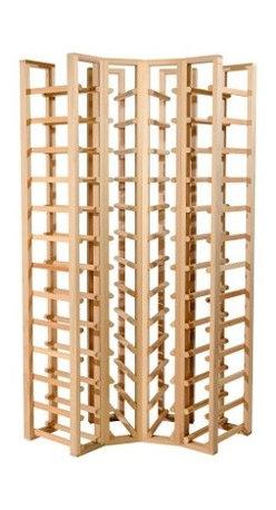 Corner Racks - Wine Cellar Products - C52 - Corner Rack for 52 Standard Bottles