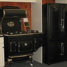 Traditional Gas Ranges And Electric Ranges by W.K. Appliance
