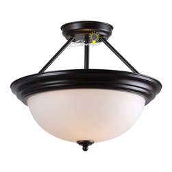Anqiue Country Iron Art Recessed Lighting in Baking finish -
