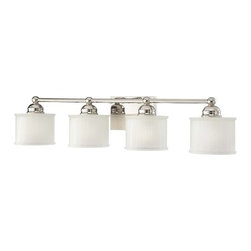 Minka Lavery - Minka Lavery 6734-1 1 Light Bathroom Vanity Light from the 1730 Series Collectio - Single Light Bathroom Vanity Light from the 1730 Series CollectionFeatures: