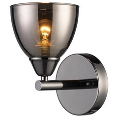 contemporary wall sconces by Overstock