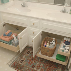 Bathroom Storage by ShelfGenie of Connecticut