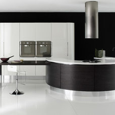 Modern Kitchen by Cabinets by Design