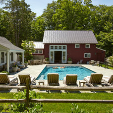 Farmhouse Pool by EPiC