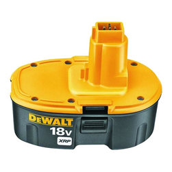 Dewalt - Xrp Battery (18V) - Xrp Battery (18V)Brand: Dewalt. DEWDC9096. High-Capacity Xrp Battery Has 40% More Run-Time Than Standard Batteries . Powers Entire Dewalt Line Of 18V Tools . Allows User To Run Multiple Tools Off Of The Same Battery PackProduct Class: ToolsUPC: 28877481005Manufacturer's Warranty: Two Years