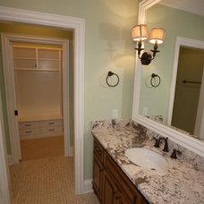 Traditional Bathroom by Shane McFarland Construction