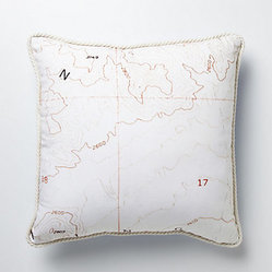 Galapagos Pillow, Sea