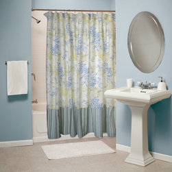 Other Brands - Greenland Home Fashions Coral 72 x 72 in. Shower Curtain - GL-1010ESHW - Shop for Shower Curtains from Hayneedle.com! About Greenland Home FashionsFor the past 16 years Greenland Home Fashions has been perfecting its own approach to textile fashions. Through constant developments and updates - in traditional country and forward-looking styles the company has become a leading supplier and designer of decorative bedding to retailers nationwide. If you're looking for high quality bedding that not only looks great but is crafted to last consider Greenland.