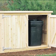 Modern Sheds by Walpole Outdoors