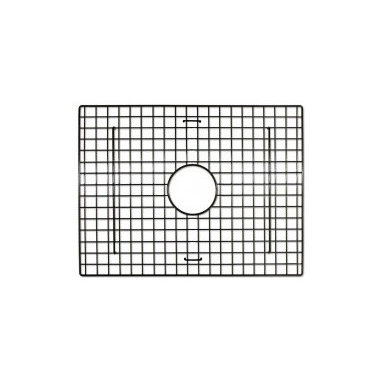 "20"" X 15"" Bottom Grid In Stainless Steel - A 20 in. x 15 in. bottom sink grid designed to fit and match the Native Trails bungalow hand hammered copper sink. This grid comes in mocha or stainless steel."