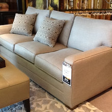 Eclectic Sofas by SOFAS AND CHAIRS