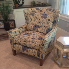 Traditional Accent Chairs by Room Candy LLC