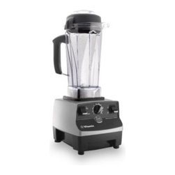 Vitamix - Vitamix 1363 CIA Professional Series Platinum Blender - This 64-ounce capacity blender is versatile enough to chop, juice, puree and grind.