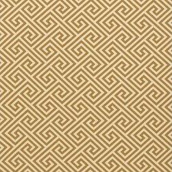 Schumacher - St Tropez Fabric, Rattan - 2 Yard Minimum Order