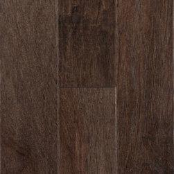 Rocky Mountain Hickory Hand Scraped Engineered Hardwood -