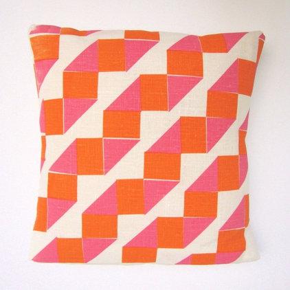 Decorative Pillows by Hazel Stark