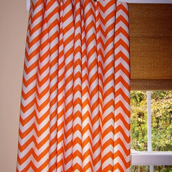 Chevron Curtains -