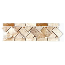 Contemporary Tile by All Marble Tiles