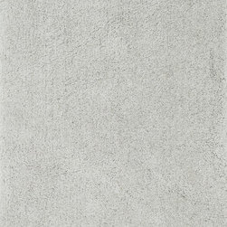 """Loloi - Loloi Cozy Shag CZ-01 (Grey) 3'6"""" x 5'6"""" Rug - The contemporary Cozy Shag Collection is made in China of thin and thick polyester yarns in ivory, sand, taupe, prune and oasis green"""