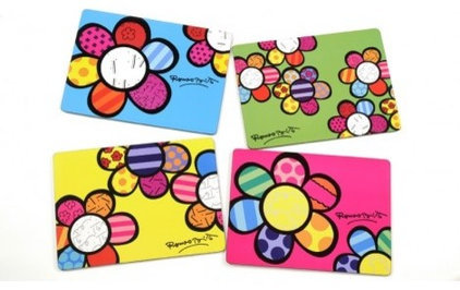 Modern Placemats by Britto