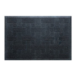 Buymats Inc - Apache 60-060-9506-01700026 Rubber Trapper Door Mat - 17 x 26 in. Multicolor - 6 - Shop for Door Mats from Hayneedle.com! About buyMATSOffering the widest array of mats in the world buyMATS guarantees satisfaction. Whether you're looking for yoga mats pilates mats exercise mats entry mats door mats play mats industrial mats and anti-fatigue mats buyMATS has the most and the best mats around.