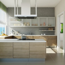 Modern Kitchen Products by Kitchen Factory