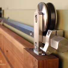 contemporary hardware by Real Sliding Hardware