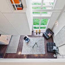 Modern  by Kariouk Associates