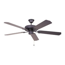 Ellington ELN52MBK5 Fan Without Light - Get up to 10% coupon code: Houzz