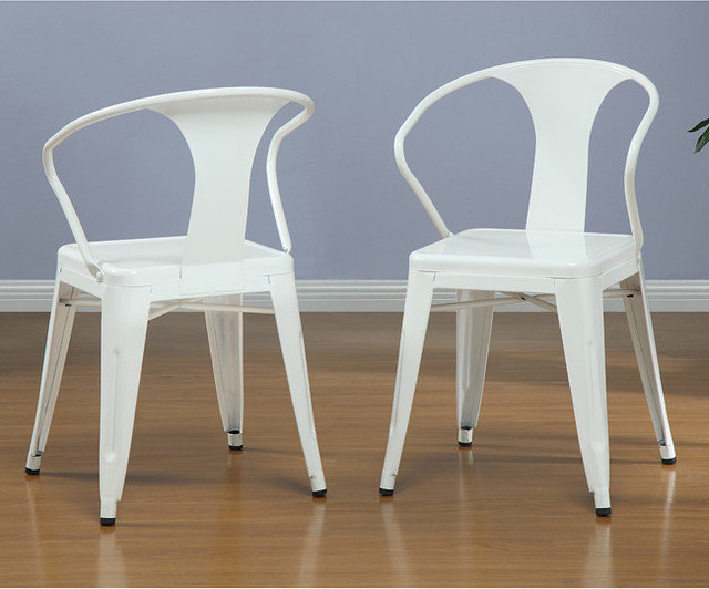 modern dining chairs and benches by Overstock.com