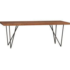 modern dining tables by CB2