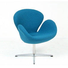 Contemporary Living Room Chairs by Modern Classics Furniture