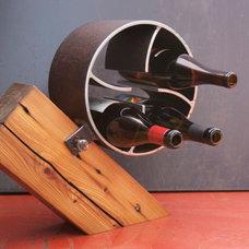 Modern Wine Racks by Hipcycle