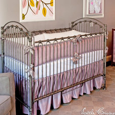 Baby Bedding by Little Crown Interiors