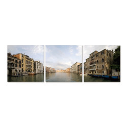 Elementem Photography - Venice: The Grand Canal Print - Mounting Instructions: