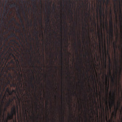 Exotic Wood Flooring - Heartwood is a very dark brown with black streaks. But unlike most other woods, Wenge is reported to become lighter when exposed to light.