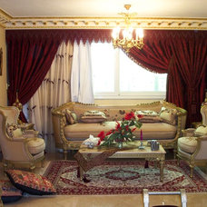 Traditional Sofas by Moshir Furniture