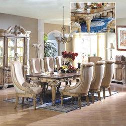 McFerran Home Furnishings - RD300-SB Sideboard - RD300-SB - Makes a Bold Statement