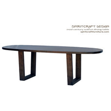 Contemporary Dining Tables by Spiritcraft Fine Furniture and Cabinet Makers