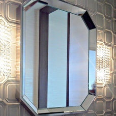 Modern Bathroom Mirrors by CMF  Custom Mirrors