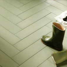 Eclectic Wall And Floor Tile by Cercan Tile Inc.