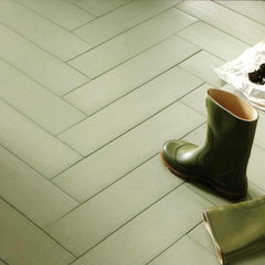 eclectic floor tiles by Cercan Tile Inc.