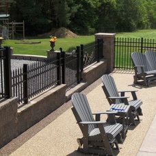 Traditional  by Sterling Aluminum Fence by KaneSterling