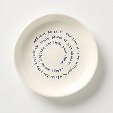 Contemporary Plates by Anthropologie