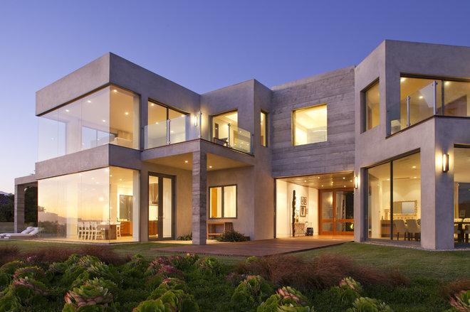 Contemporary Exterior by CoCo Interiors