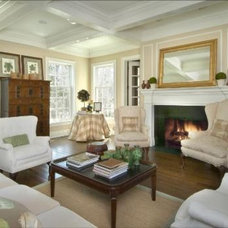 Traditional Living Room by McLean & Company - Luxury Homes