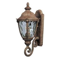 Maxim Lighting - Maxim Lighting 40284WGET Morrow Bay VX 1-Light Outdoor Wall Lantern - Features