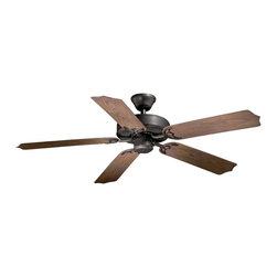 """Vaxcel - Vaxcel 52"""" Medallion Outdoor Energy Star Fan - 52"""" Medallion Outdoor Energy Star Fan Noble Bronze"""