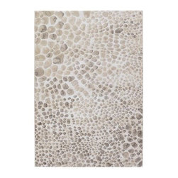Couristan Everest Stone Rug - Bring nature inside with the Couristan Everest Stone Rug. With its watercolor painting look and modern gray and white color palette, this area rug is perfect. It's power-loomed of heat-set polypropylene for a plush, luxurious finish that feels incredibly soft underfoot and comes in several size options, which makes finding the right one easy.About Couristan RugsFor 80 years, Couristan, Inc. has been a powerful name in the area rug and broadloom industry. Owned by the Couri family for two generations and operated today by brothers, the company prides itself on having the most exquisite handmade and power-loomed floor-coverings available from anywhere around the world. Founded in 1926 by two brothers and appropriately named Couri Brothers, the company began its humble beginnings by importing fine handmade area rugs from Persia. The first area rugs imported by the company were a few shipments of Sparta Rugs from Smyrna. At the time, the company began affixing Couristan trademark labels to the back of each and every rug it imported. The company would quickly begin to broaden its horizons, as well as its area rug offerings, by importing rugs from India in 1927. In the 1930s, Couristan began importing handmade hooked rugs from China and braided rugs from Japan.