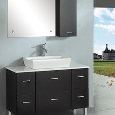 Modern Bathroom Vanities And Sink Consoles by Atlas International, Inc.
